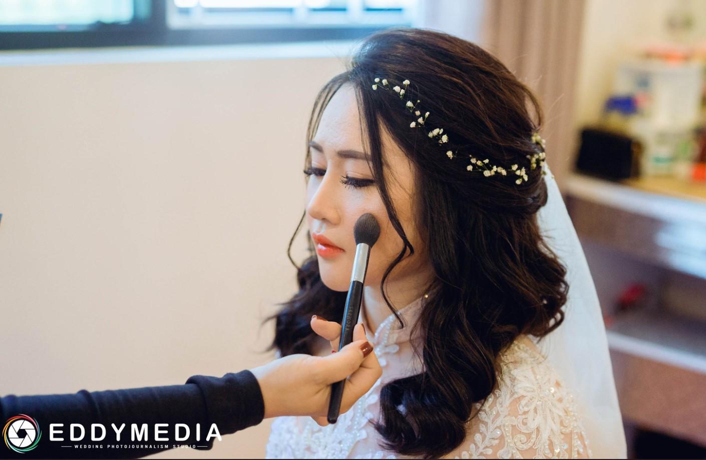 Make-up cô dâu