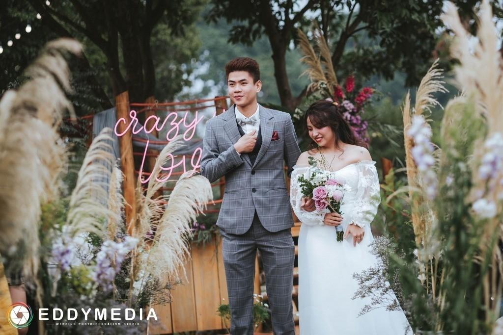 Tiệc cưới WeHome - Hòa Bình