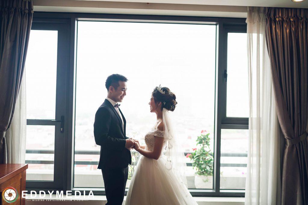 Lựa chọn ảnh cưới đẹp để làm album ảnh cưới cùng Eddy Media