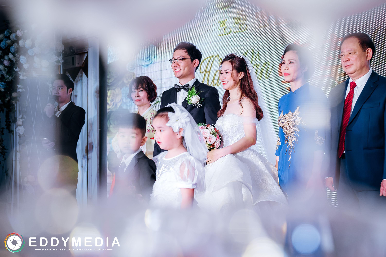 Tiệc cưới đẹp ở Hà Nội