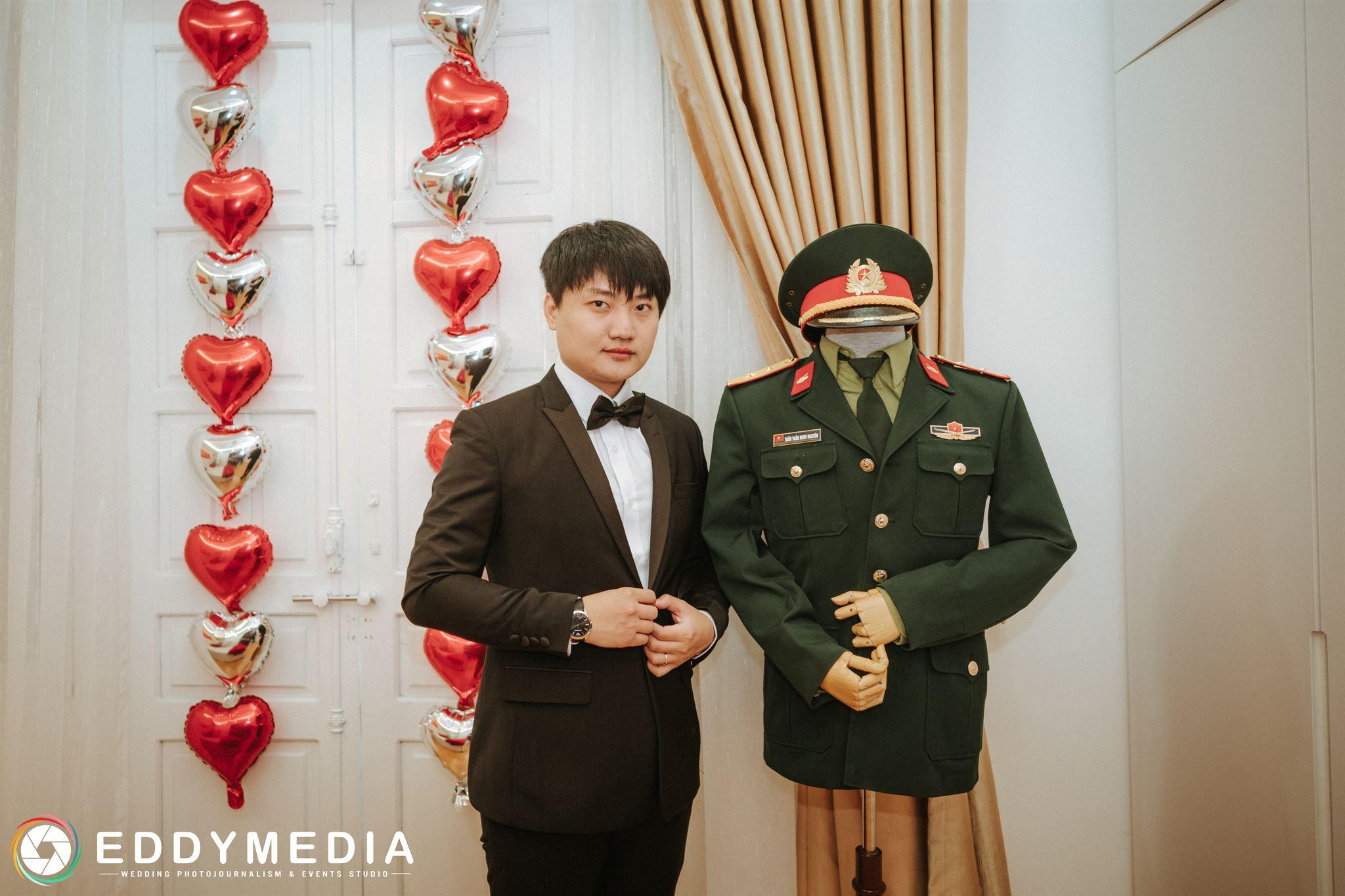 MinhNguyen KimThanh EddyMedia 4 lấy vợ giàu