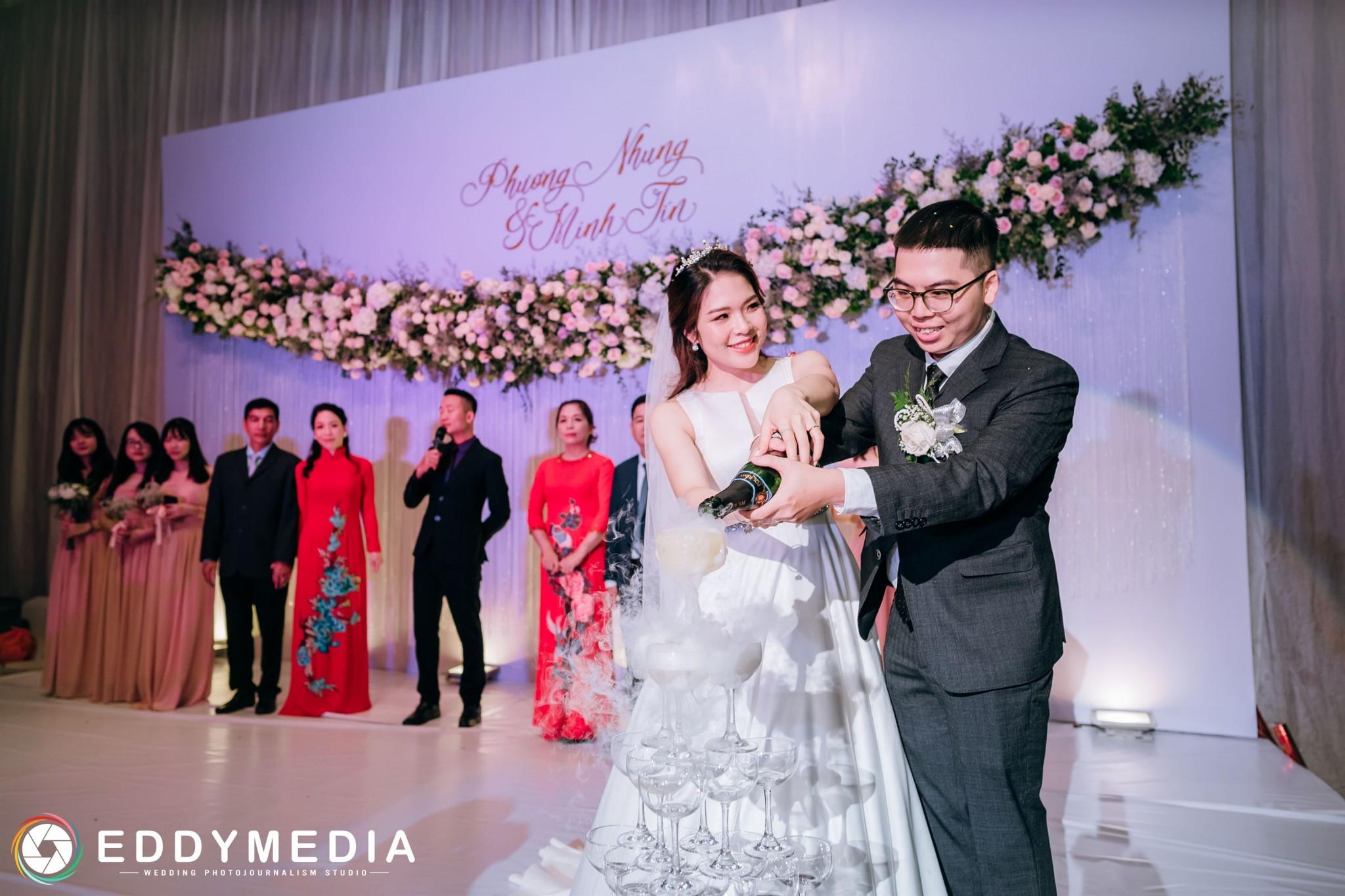 Tiệc cưới Sheraton Hà Nội