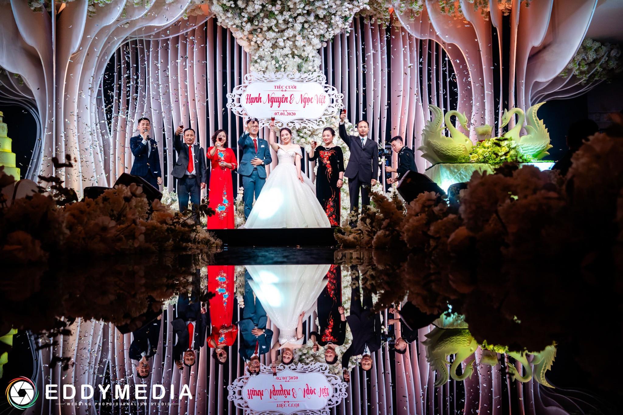 Phóng sự cưới Vạn Hoa - Thái Thịnh