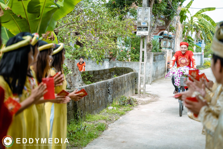 TranTung DongNgoc EddyMedia 20 lấy chồng ở quê