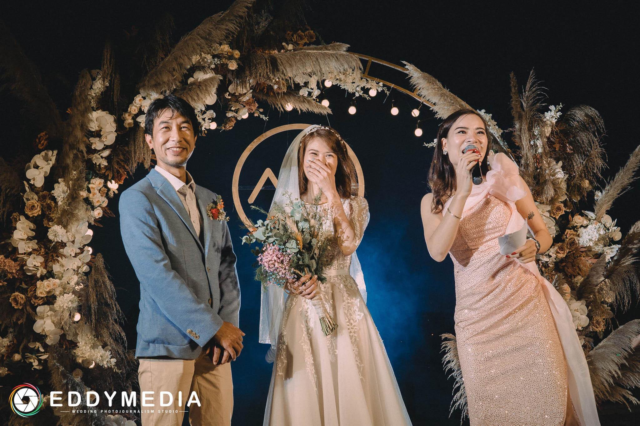 Tiệc cưới ngoài trời LePark Yên Sở