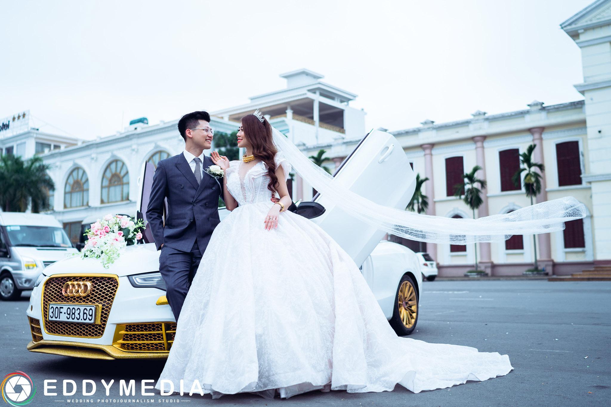 Kinh nghiệm chụp ảnh cưới ngoài trời đẹp cho các cặp đôi