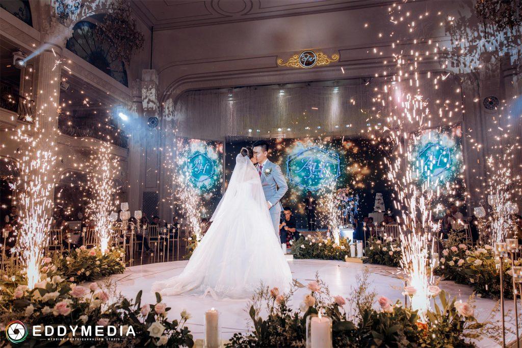 Phóng sự cưới Sen Hồ Tây