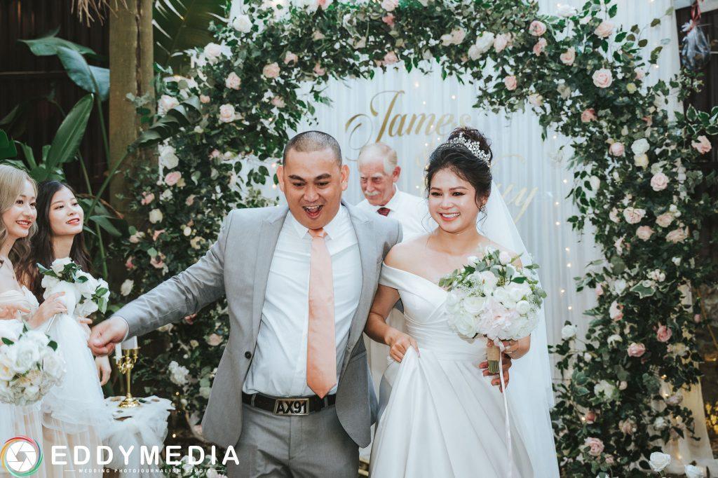 Tiệc cưới Hygge Homestay
