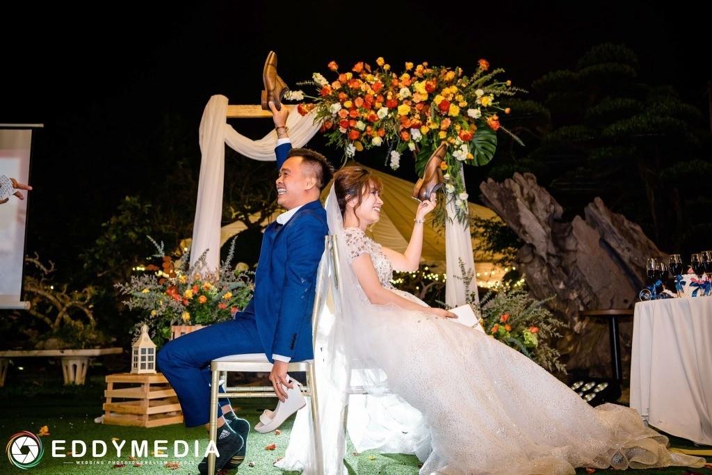 Tiệc cưới Softwater
