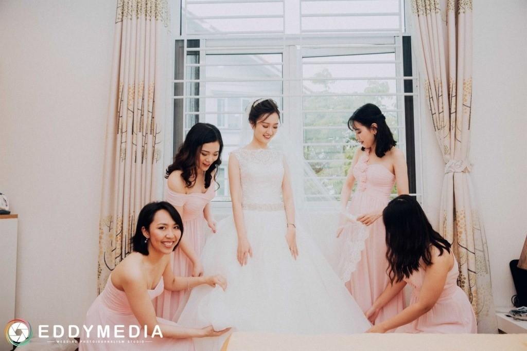 Thuê áo cưới đẹp, chuẩn nhất tại Hà Nội