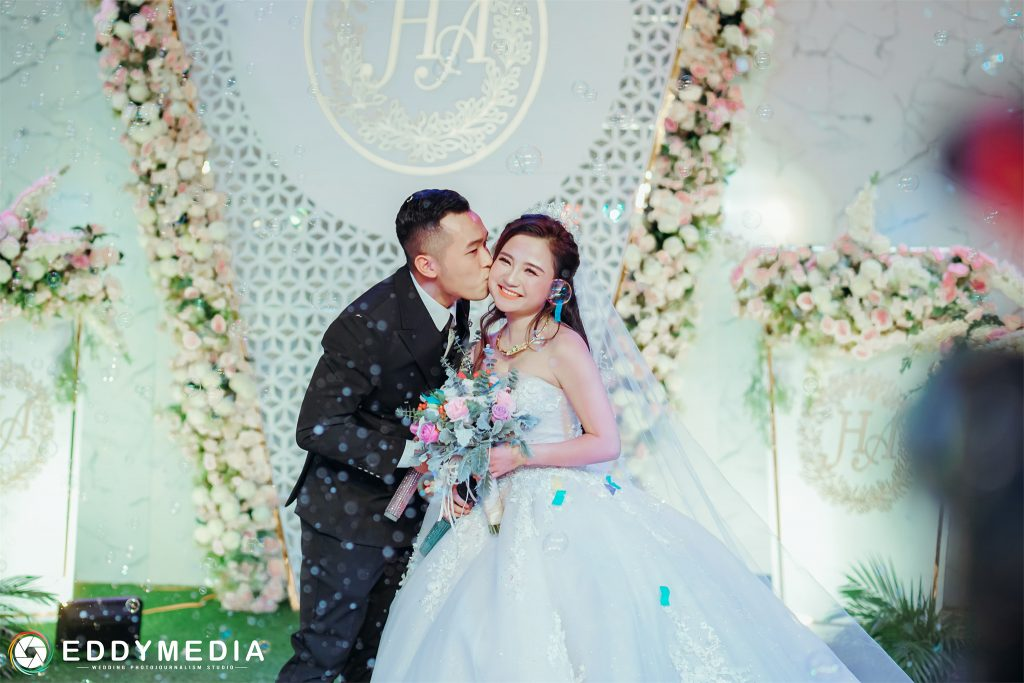 Tiệc cưới khách sạn Asean