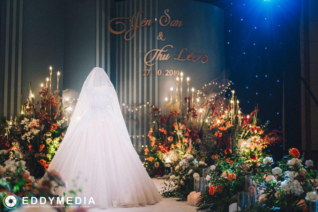 Phóng sự cưới hiện đại sang trọng tại Meliá