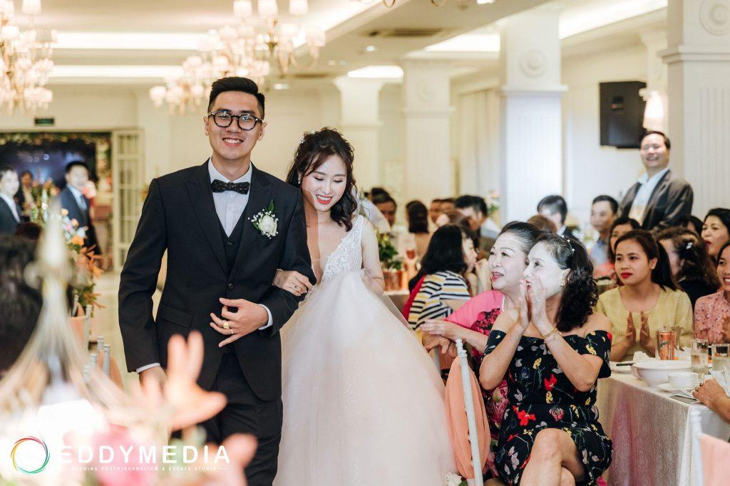 Tiệc cưới Trống Đồng