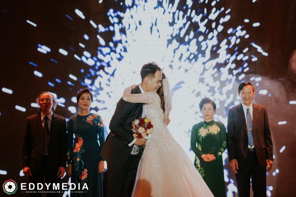 Phóng sự cưới Long Vĩ Palace